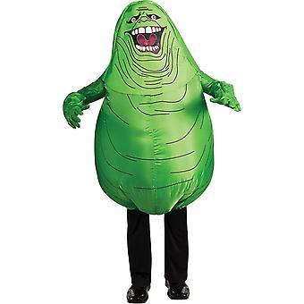 Aufblasbare Slimer Erwachsenen Kostüm