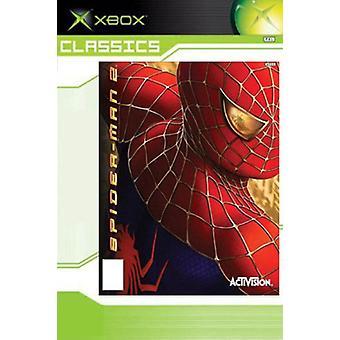 Spider-Man 2 (Xbox-klassiker)-nytt