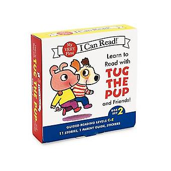 Learn to Read with Tug the Pup and Friends! Box Set 2 - Levels Include