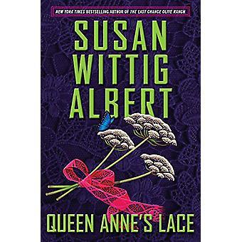 Queen Anne's Lace by Susan Wittig Albert - 9780425280058 Book