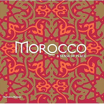 Marokko-een gevoel van plaats door Cecile Treal-Jean-Michel Ruiz-Marie-