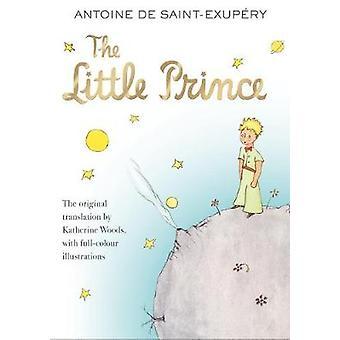The Little Prince by Antoine de Saint-Exupery - 9781405288194 Book