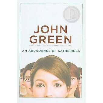 An Abundance of Katherines by John Green - 9781606860908 Book