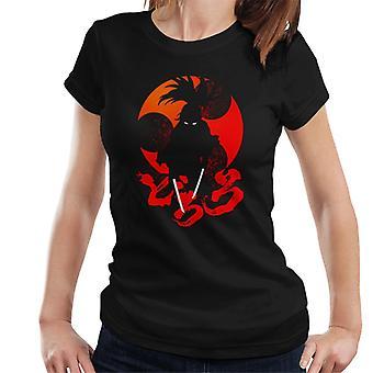 Hyakkimaru Dororo Blood Lust-T-shirt til kvinder