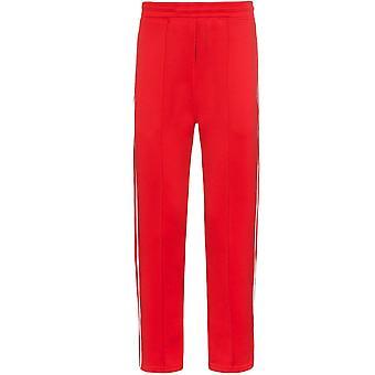 Pantaloni Kenzo Urban Track rosso