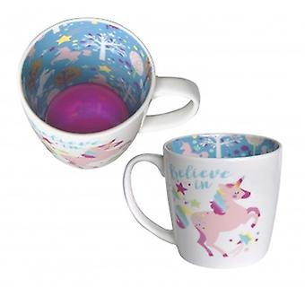 WPL Gifts Believe In Unicorns Pretty Mug | Gifts From Handpicked