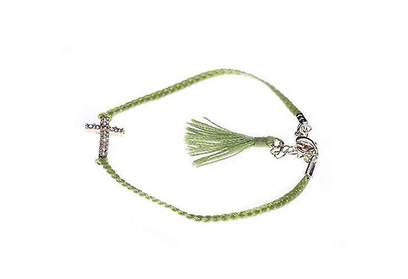Dainty Boho String-A-Thing Bangle Bracelet