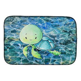 Carolines Treasures BB8525DDM meri kilpi konna lautasen kuivaus matto