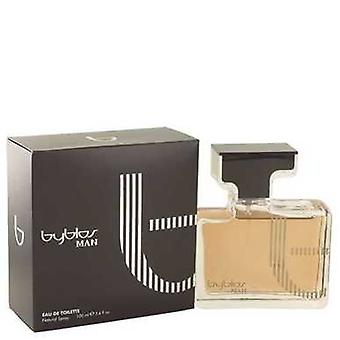 Byblos Man By Byblos Eau De Toilette Spray 3.4 Oz (men) V728-501432