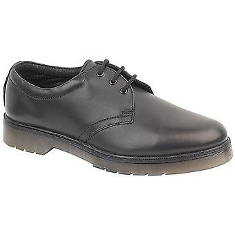 Алдерсхот amblers кожа Гибсон / мужская обувь / кружево обувь Мужская