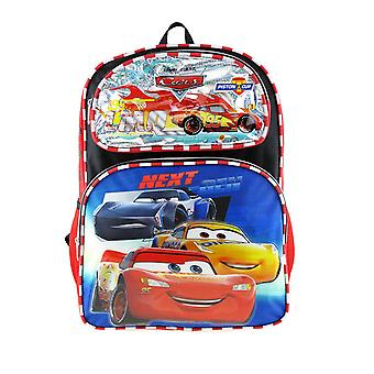 Backpack - Disney - Cars Top Engine 16