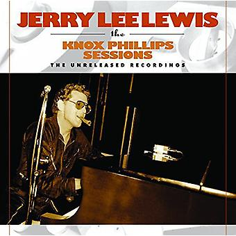 Jerry Lewis - Knox Phillips Sessions: The Unreleased Recordings [Vinyl] USA import