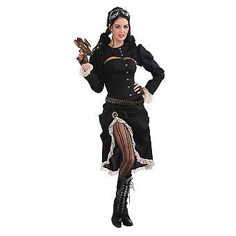 Bristol nyhed dame/damer steampunk Renegade kostume