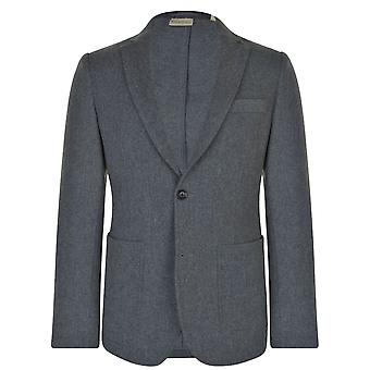 DKNY Mens Pocket Blazer Regular Fit