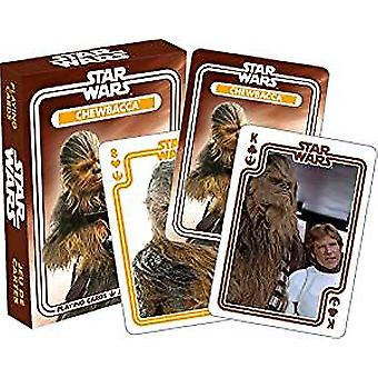 Playing Card - Star Wars - Chewbacca Poker New 52638