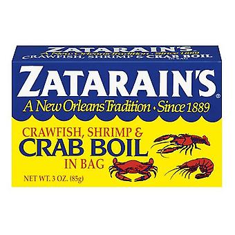 Zatarain's Crawfish,Shrimp and Crab Boil In a Bag From New Orleans