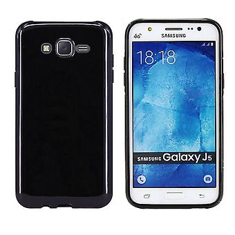 Samsung J5 Case Silicone Black - CoolSkin