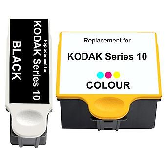 Series 10 Compatible Inkjet Cartridge Set  2 Cartridges