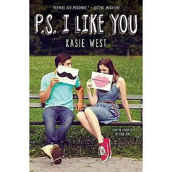 P.S. I Like You by Kasie West - 9781338160680 Book