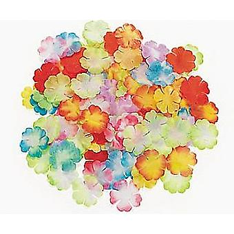 1000 Verdi Stoff Blomster for håndverk