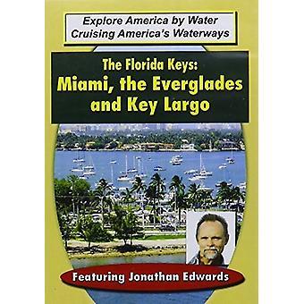 Florida Keys: Miami Everglades & Key Largo [DVD] USA import