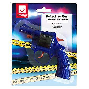 Pistola detective disfraces accesorios