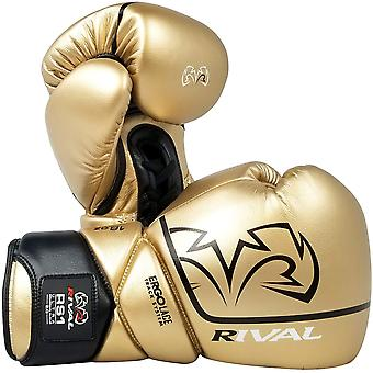 Rival Boxe RS1 2.0 Ultra Pro Lace-Up Guanti Sparring - 18 oz. - Oro