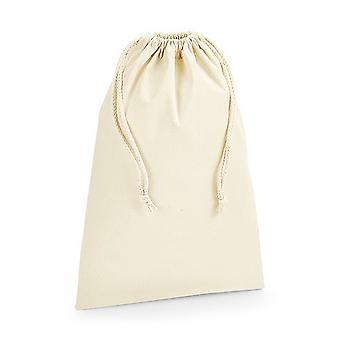 Westford Mill Organic Premium Cotton Stuff Bag