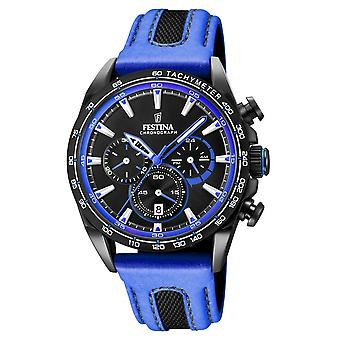 Festina F20351-2 menn ' s originalene chronograph armbåndsur