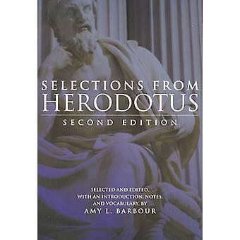 Valg fra Herodotus Second Edition af Barbour & Amy