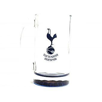 Tottenham Hotspur FC Stein Pint Glass