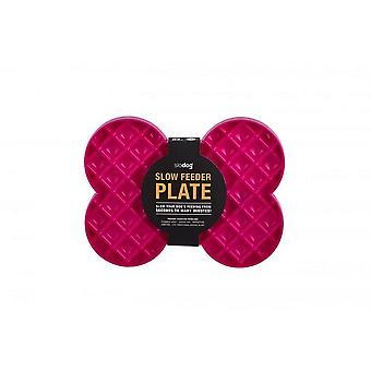Sharples Slo Dog Feeder Plate