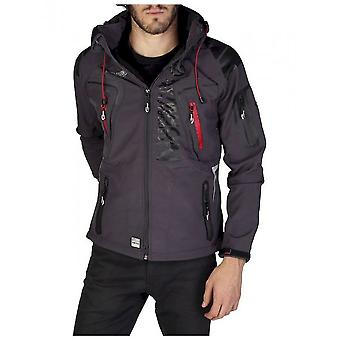 Geographical Norway - Clothing - Jackets - Techno_man_darkgrey - Men - dimgray - XXL