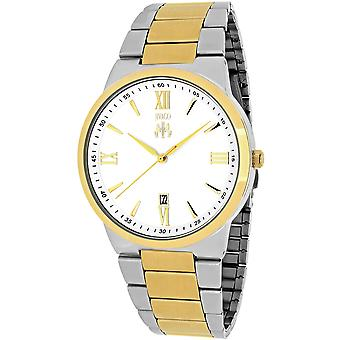 Jivago Men's Clarity Silver Dial Watch - JV3512