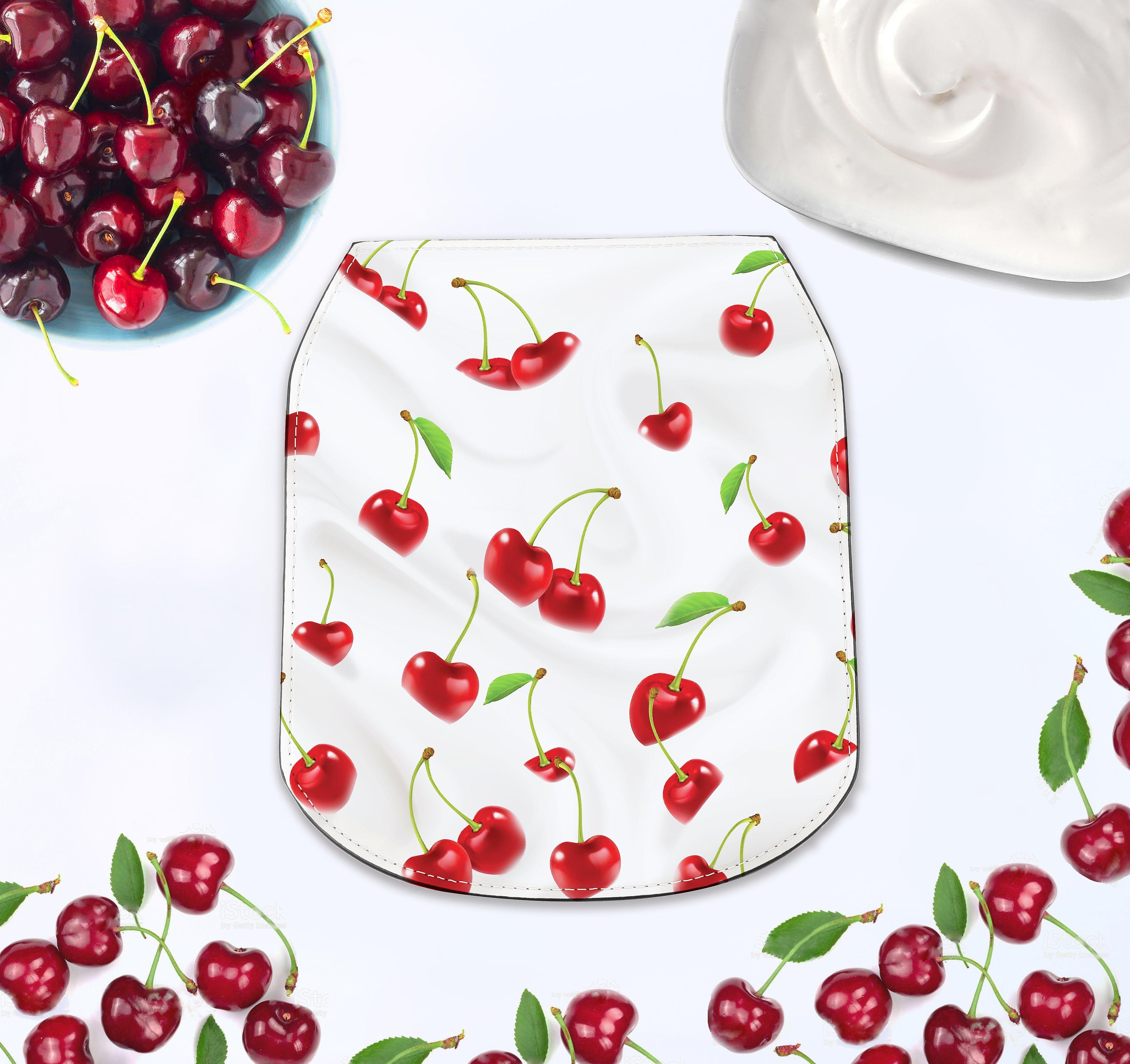 Bake-A-Bag Cherries & Whip Cream Flap