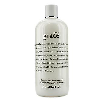 Philosophy Pure Grace Shampoo Bath & Shower Gel - 480ml/16oz