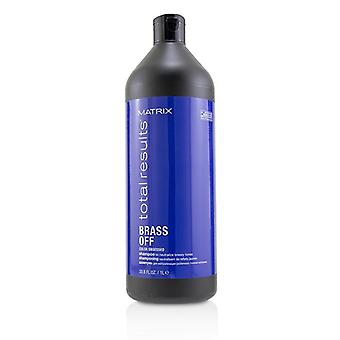 Matrix Total resultat mässing Off färg Obsessed Shampoo - 1000ml/33,8 oz