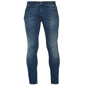 Wrangler Herre Gents Larston tonal syning casual jeans bukser bukser trusser