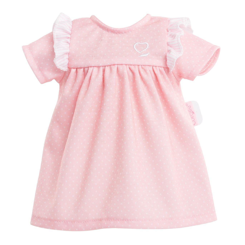 Corolle mon Premier Poupon-pink dukker kjole