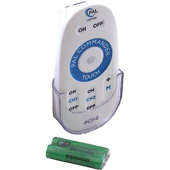 PAL Lighting 42-PCT-3 Commander RF Remote With Wall Mount