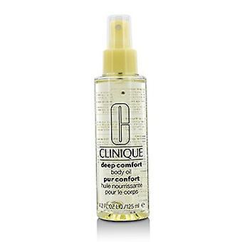 Clinique Deep Comfort Body Oil  125ml/4.2oz