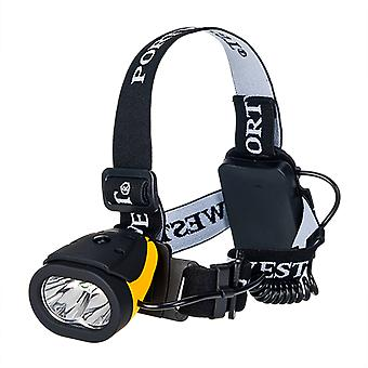 Portwest dual power head light pa63
