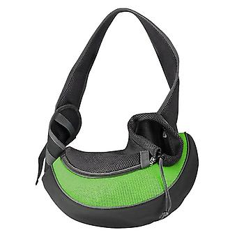 Small Transport Bag for Pets - Green