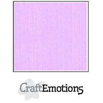 Artesanato Papelão de linho 100 Sh eucalipto-pastel Bulk LC-51 30,5x30,5cm 250gr