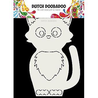 Dutch Doobadoo Card Art Cat A5 470.713.767