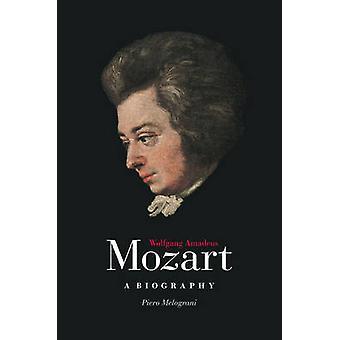 Wolfgang Amadeus Mozart - biografía de Piero Melograni - Lydia G. Co