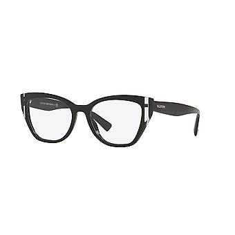 Valentino VA3029 5001 Sort-krystal-sort briller