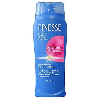 Finesse shampoo, kosteuttava, 13 oz