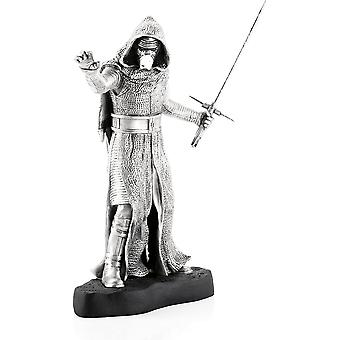 Star Wars By Royal Selangor ES7069A Limited Edition Kylo Ren Figurine