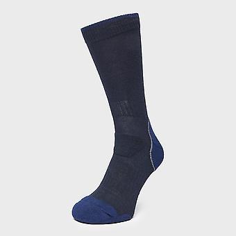 New Brasher Men's Light Hiker Socks Blue